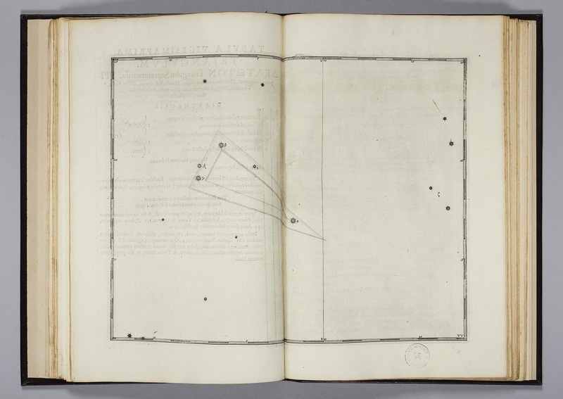Uranometria, omnium asterismorum continens schemata
