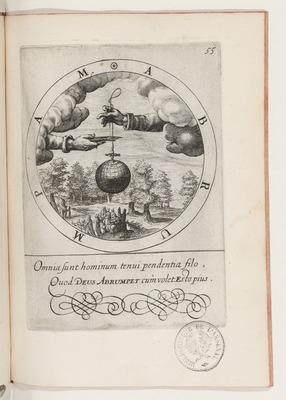 Gabrielis Rollenhagii Selectorum emblematum centuria secunda