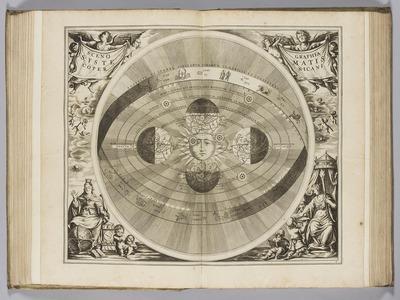 Harmonia macrocosmica : sev Atlas universalis et novus