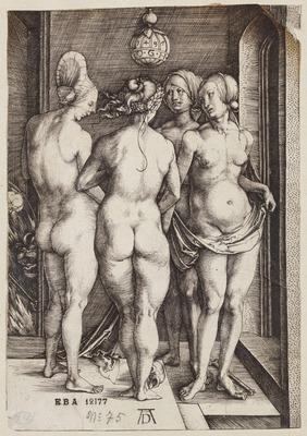 [Les Quatre Femmes nues]